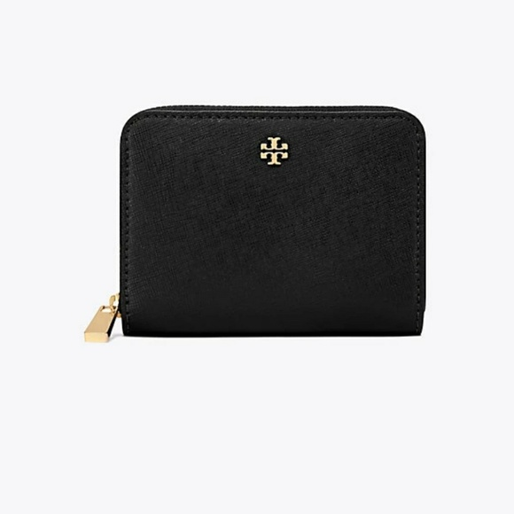 d340ce095c8c Tory Burch Emerson zip coin case